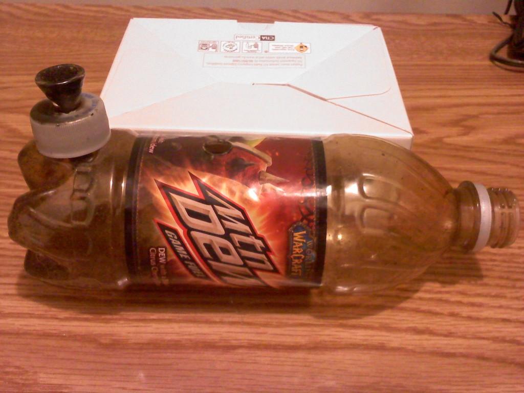 Как сделать водник из бутылки фото 788