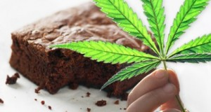 Marijuana-Brownies