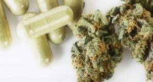 Капсулы с марихуаной