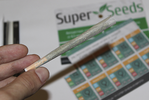 Бумажные фильтры для самокруток от SuperSeeds