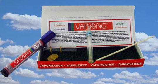 вапорайзер Vapbong